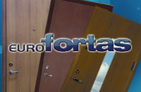 Eurofortas - doors catalog