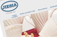 Jiesia - kaulinis porcelianas
