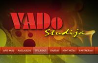 Vado studija -TV laidų kūrimas ir  prodiusavimas